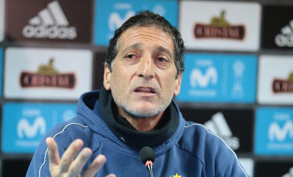 Mario Salas sería el entrenador mejor pagado de la liga chilena (Foto: GEC).