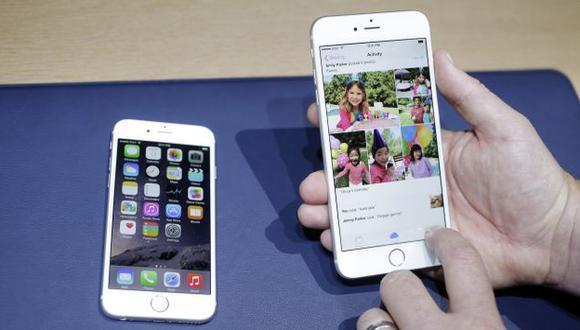 Apple presentó esta semana sus nuevos smartphones. (AP)