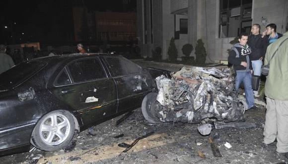 Atacan Ministerio del Interior. (Reuters)
