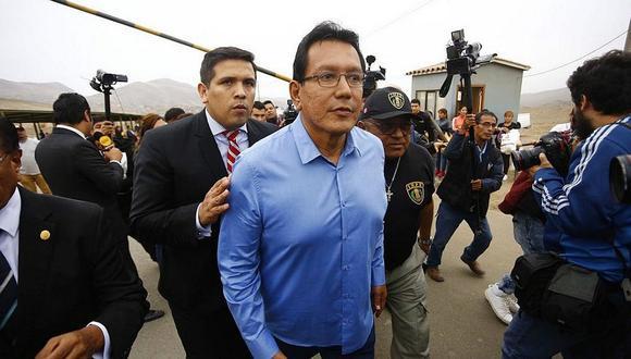 La fiscal Mori precisó que el soborno a Moreno ha sido reconocido por la empresa Odebrecht en el marco del acuerdo de colaboración eficaz. (Foto: GEC)