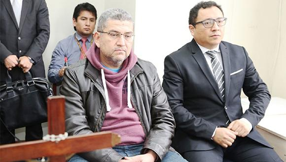 Nuevos audios revelan nexos entre Walter Ríos y empresario involucrado en controvertidos fallos. (Foto: Agencia Andina)
