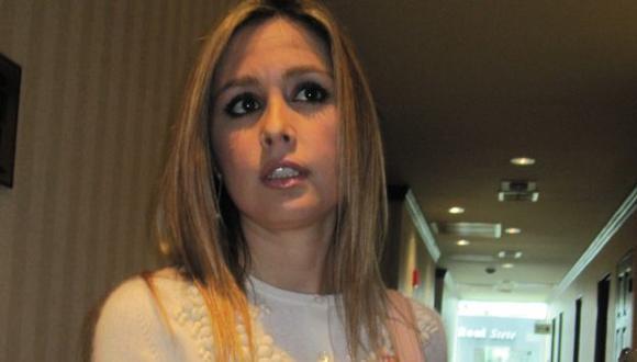 Jessica Tapia respaldó las declaraciones de Juan Luis Cipriani y así le respondieron en Twitter. (USI)