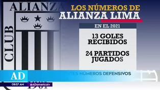 Alianza Lima es el equipo que menos goles ha recibido en la Liga 1 este año