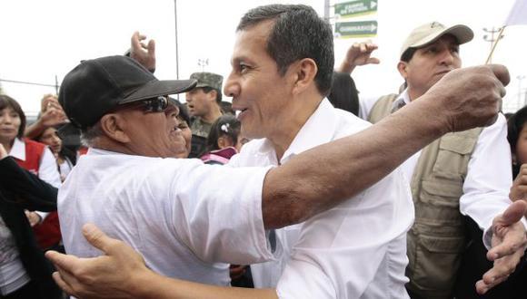 EN ESPERA. Humala pide que el Legislativo tome cartas en el asunto. (David Vexelman)