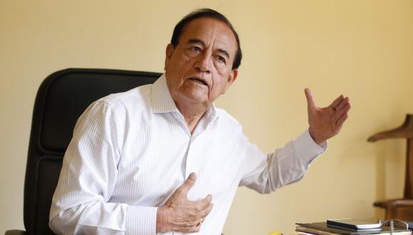 Áureo Zegarra informó que elecciones internas en TPP serán el 28 de noviembre. (GEC)