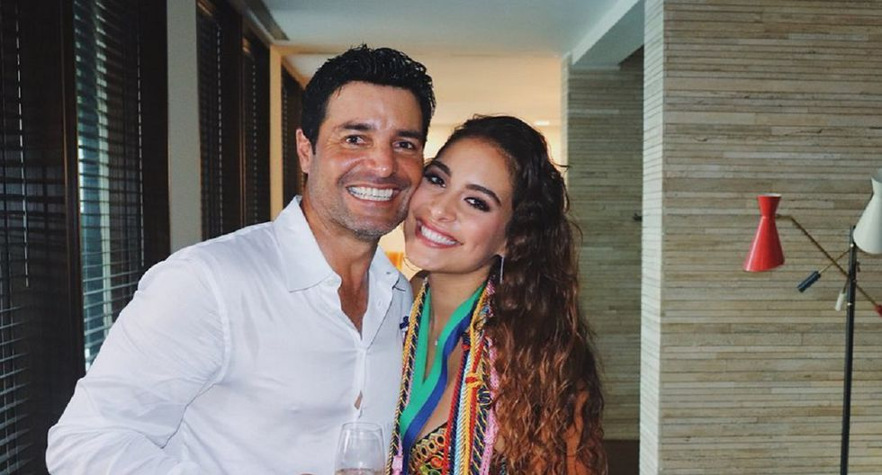 "Hija de Chayanne conmueve a fans con su interpretación de ""Let it be"" de The Beatles"