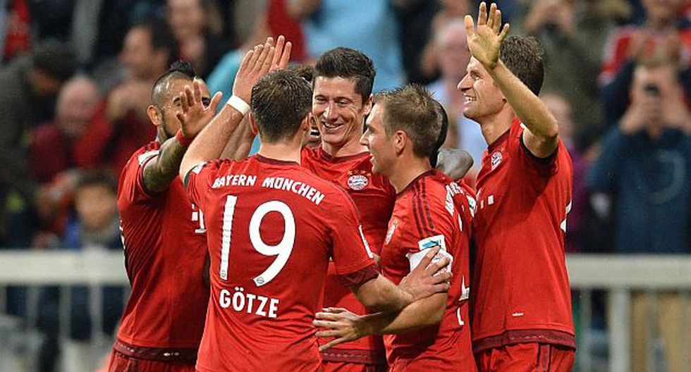 Bayern München Zagreb