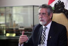 Francisco Sagasti se solidarizó con presidente de Argentina, Alberto Fernández, quien dio positivo a COVID-19
