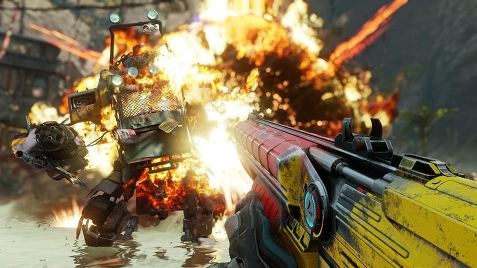 'Rage 2' llegará el próximo 14 de mayo de 2019 para Xbox One, PlayStation 4 y PC.
