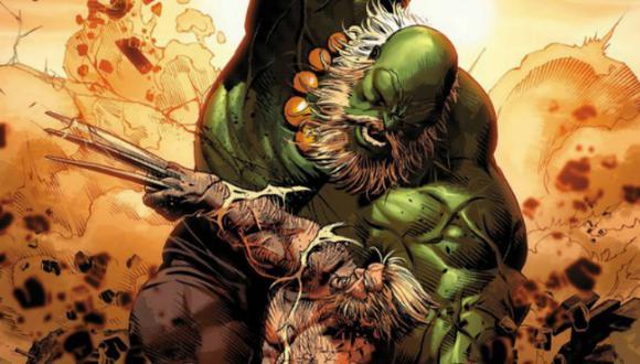 Old Logan se enfrentará a Hulk del futuro (Captura)