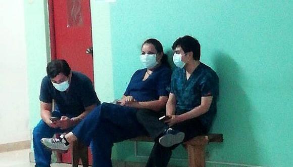 Tacna: Intervienen tres médicos en estado de ebriedad caminando por las calles en pleno toque de queda y sin pases laborales. (PNP)