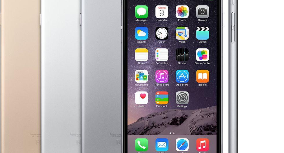 iPhone 6 plus (2014)