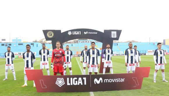 Franco Medina, Sebastián Cavero y Kevin Ferreyra podrían tener minutos. (Foto: Alianza Lima)