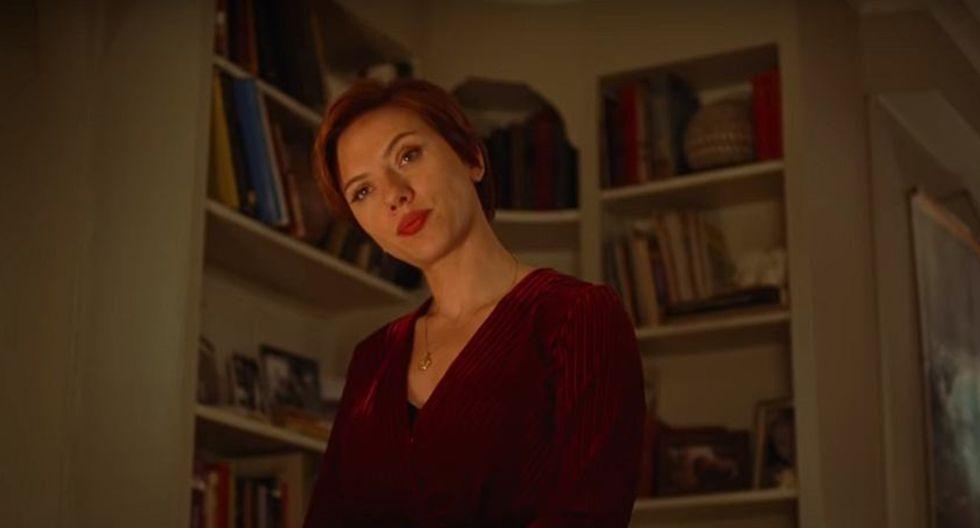 Scarlett Johansson obtuvo doble nominación a los premios (Foto: Difusión)