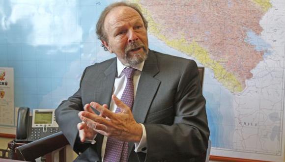 Lerner preside la comisión del bloque sudamericano. (USI)