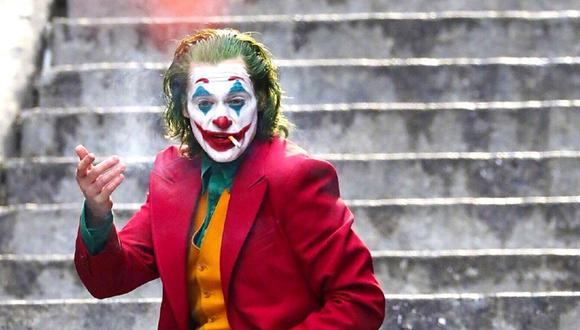 'Joker' es todo un éxito en las salas de cine.