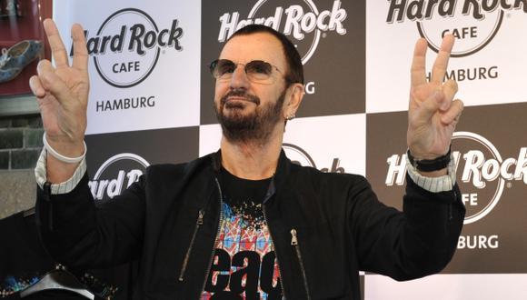 Ringo Starr. (AP)