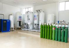 Se puso en marcha planta generadora de oxigeno medicinal del Hospital Regional Lambayeque