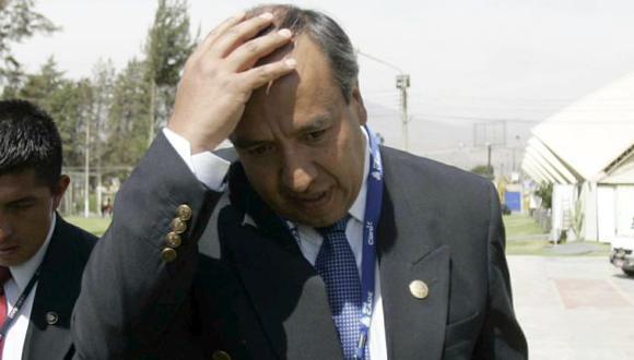 Jorge Acurio fue detenido por recibir supuesta coima de Odebrecht. (Perú21)