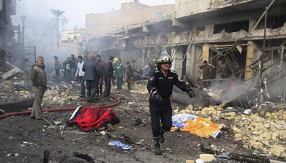 Los atentados en Irak se intensificaron cuando EEUU dejó ese país. (Reuters)