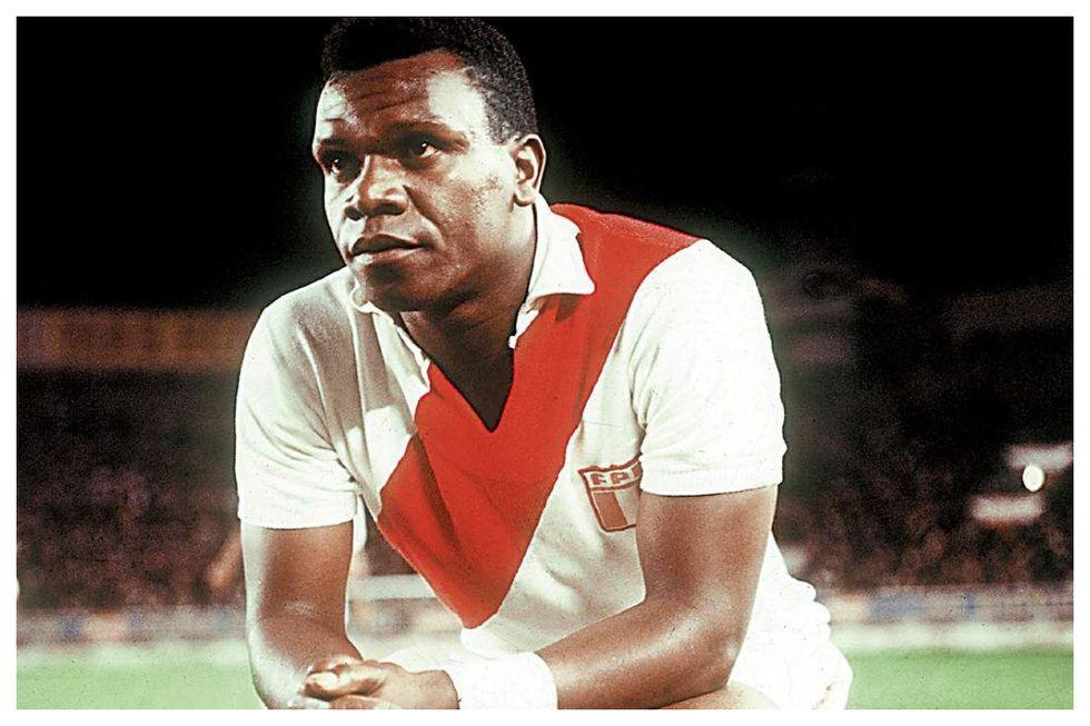 'Perico' es considerado por muchos como el mejor '9' que tuvo el fútbol peruano. (Foto: Archivo GEC)