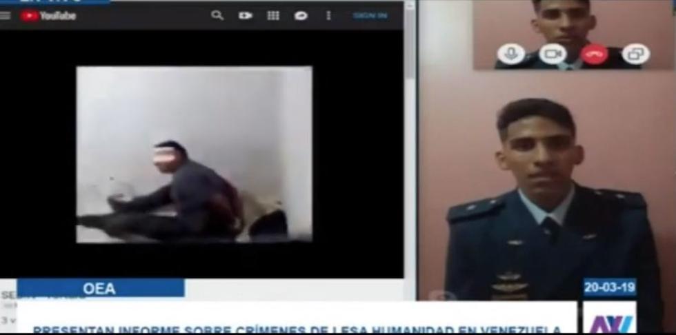 Ex funcionario venezolano del Dgcim revela videos de torturas en prisiones de Maduro. (YouTube)