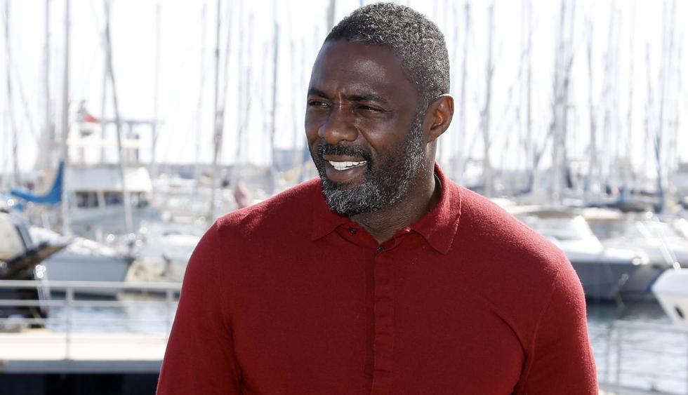 """Idris Elba reveló la razón que lo desanimó de participar en la nueva película de """"James Bond"""". (Foto: AFP)"""