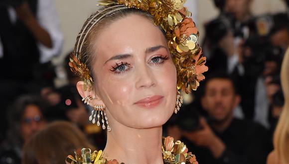 """Emily Blunt rodará en España la serie """"The English"""" para Amazon y BBC. (Foto: AFP)."""