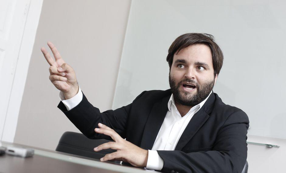 """""""Se acabaron las imposiciones de una mayoría abusiva, ahora será necesario el diálogo y el consenso democrático"""", señaló De Belaunde. (Foto: GEC)"""