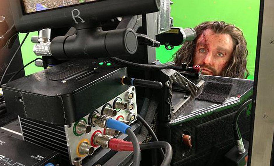 Peter Jackson compartió fotos del rodaje de 'El Hobbit'. (Facebook)