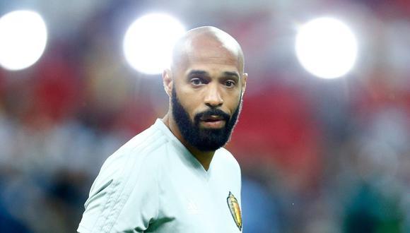 Thierry Henry también manejó ofertas durante el Mundial (Foto: AFP).