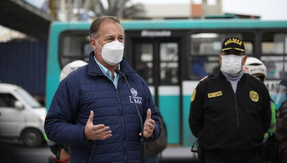 Muñoz detalló que el alcalde de Santa Anita le pidió que Tierra Prometida sea un parque temático. Sin embargo, le explicó que el mencionado lugar tiene un espacio amplio que necesita albergar a los comerciantes de La Parada. (Foto: GEC)
