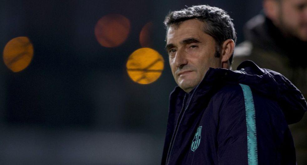Josep María Bartomeu asegura continuidad de Ernesto Valverde en Barcelona (Foto: AP).