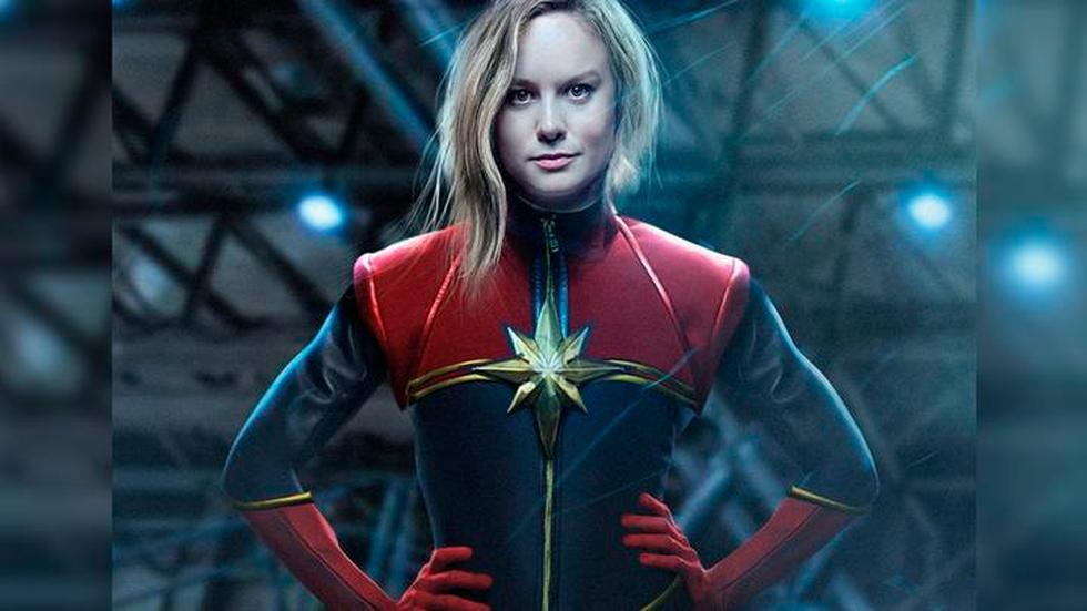 'Avengers: Infinity War': ¿Quién es la 'Capitana Marvel'? (Marvel)