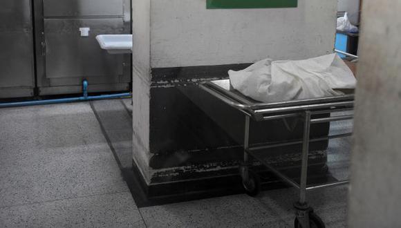 Anciana declarada muerta se despertó en la morgue 11 horas después. (AFP/Referencial)