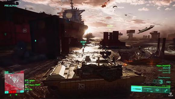 Lo nuevo de Electronic Arts promete una gran calidad en diversos apartados.