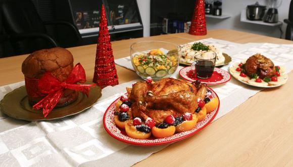 Pase felices Pascuas comiendo saludable. (USI)