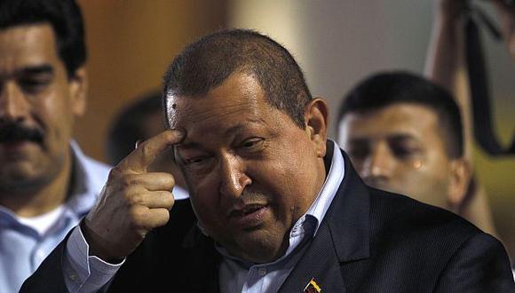 INCERTIDUMBRE. Presidente venezolano no da información precisa sobre su real estado de salud. (AP)