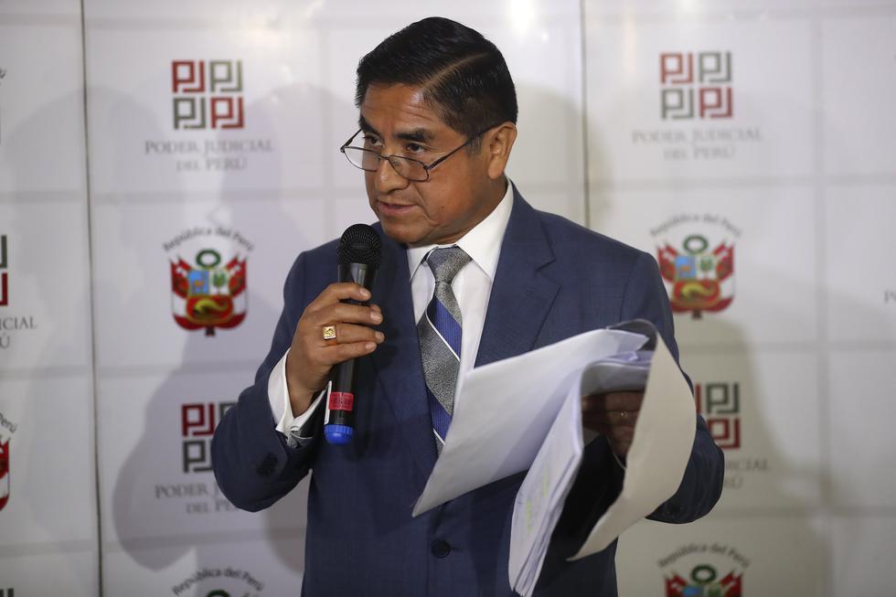 César Hinostroza (Perú21)