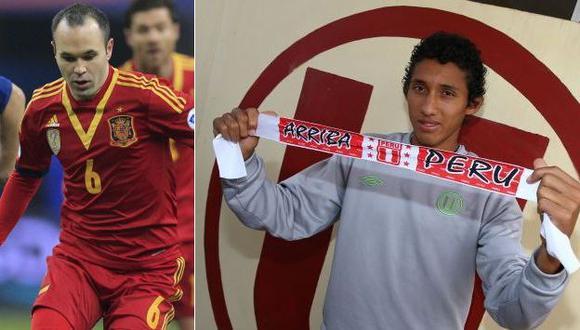 Gonzales marcó buen gol. Espera emular a su ídolo. (Reuters/Daniel Apuy/USI)