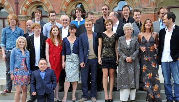 Remus Lupin fue interpretado en el cine por el actor David Thewlis.  (toonfolder.com)
