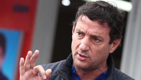 El candidato de Perú Patria Segura, Renzo Reggiardo, consideró que esta campaña electoral estuvo llena de infamias en su contra. (Foto: USI)