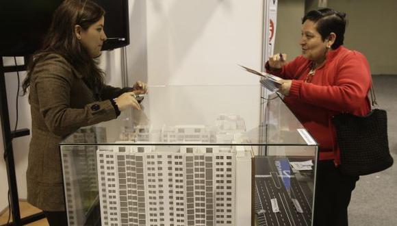 HIPOTECAS SÓLIDAS. Afirman que financiamiento se da a hogares con capacidad de pago. (Martín Pauca)