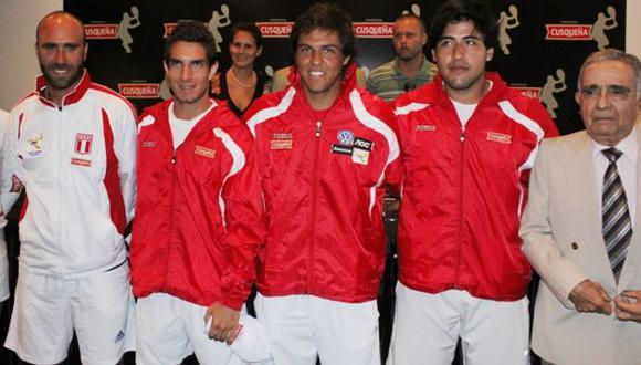 LISTOS. El equipo nacional viajará el sábado a Montevideo. (Difusión)