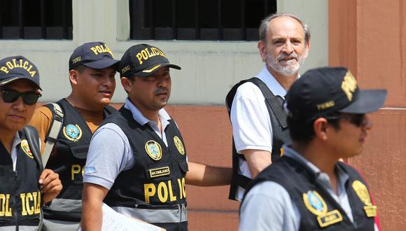 Yehude Simon fue detenido de manera preliminar el pasado 24 de febrero. (Foto: Andina)