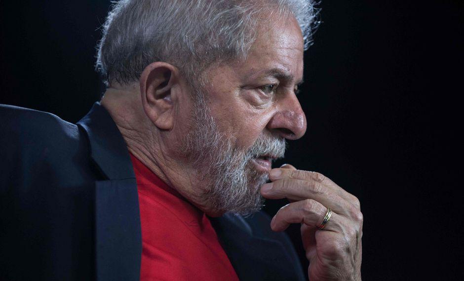 Lula cumple desde abril una condena de doce años y un mes de cárcel en Curitiba,  por corrupción pasiva y lavado de dinero.(AFP)