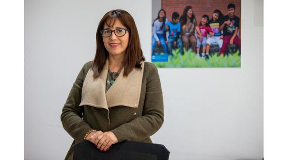 Conversamos con la directora de Aldeas Infantiles SOS Perú. (Perú21/ Fernando Sangama)