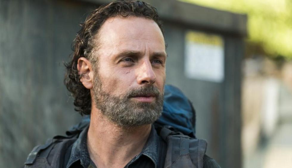 Creador de 'The Walking Dead' ya había confirmado la salida de Andrew Lincoln en la novena temporada. (AMC)