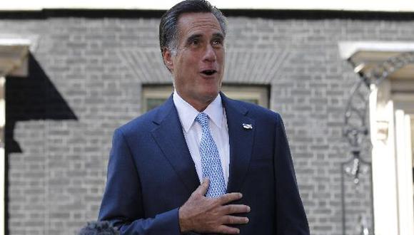 RADICAL. Mitt Romney sería más duro con Irán, Venezuela y Cuba. (Reuters)