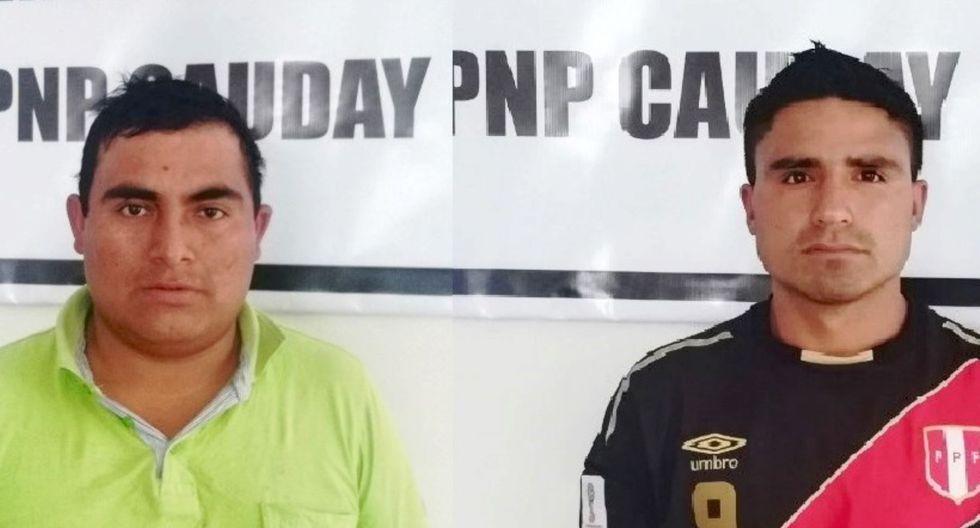 Detenidos fueron llevado al penal de Cajamarca. (Andina)